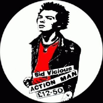 SEX PISTOLS - Sid Action Man