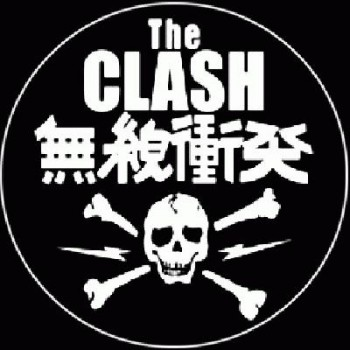 THE CLASH - Japan