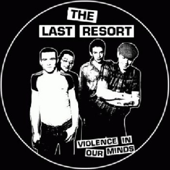 LAST RESORT - b/w Band