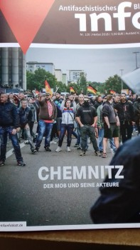 Antifaschistisches Info Blatt # 120, Herbst 2018
