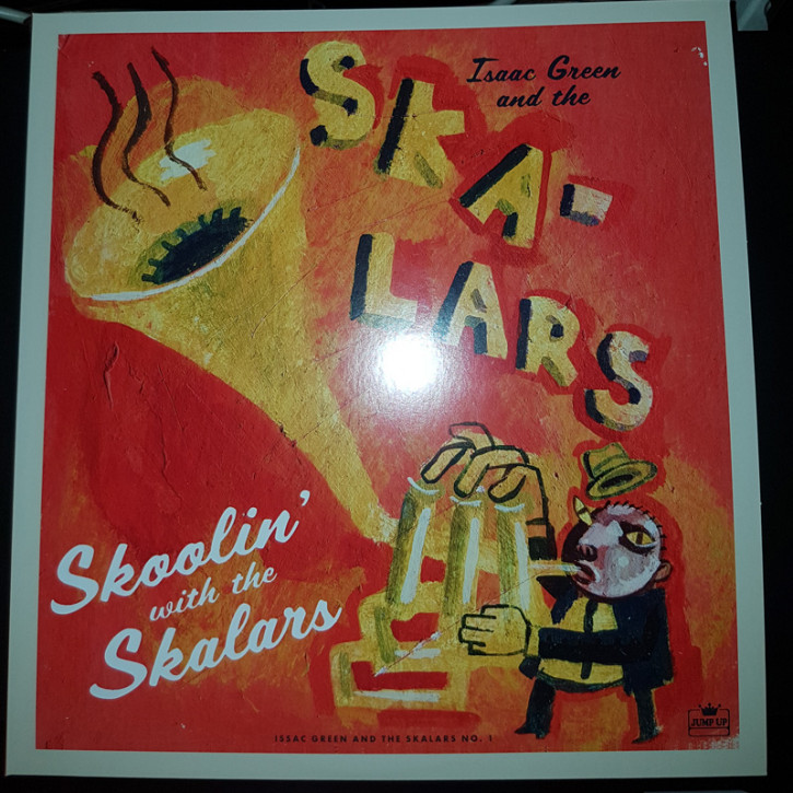 Isaac Green & The Skalars ‎– Skoolin' With The Skalars LP