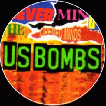 US BOMBS - coloured