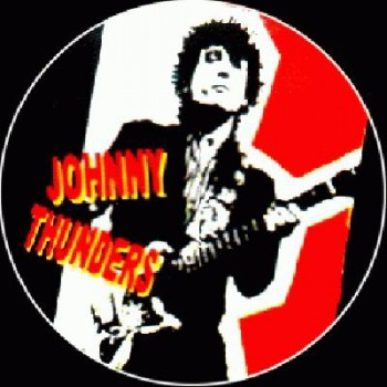 Johnny Thunders - Guitar