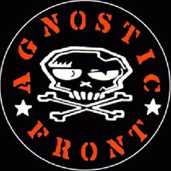 AGNOSTIC FRONT - Skull