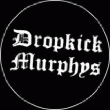 DROPKICK MURPHYS - Logo b/w