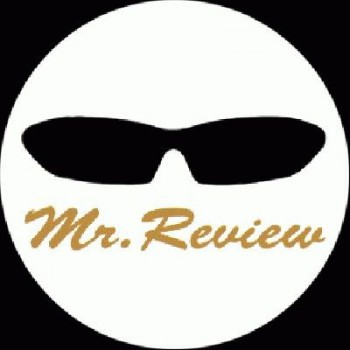 MR.REVIEW - Logo