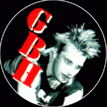 GBH - Idiot in Front