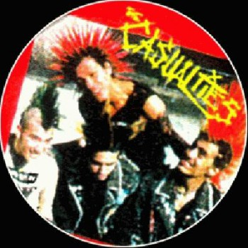 CASUALITIES - Bandpic