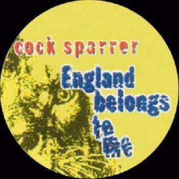 COCK SPARRER - England