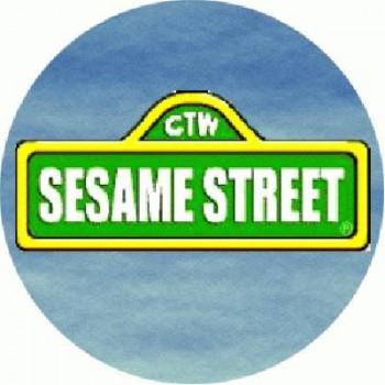 SESAME STREET - Logo