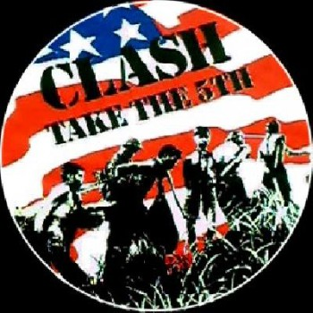 THE CLASH - USA