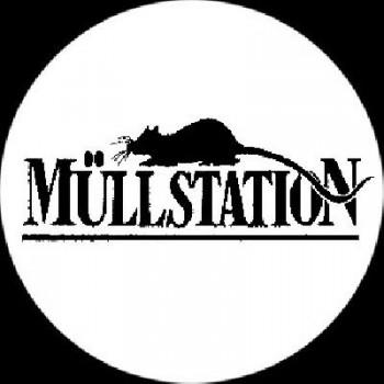 MÜLLSTATION - Logo