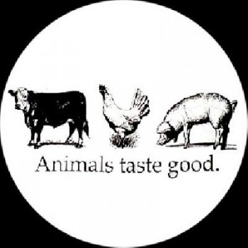 FUN - Animals taste good