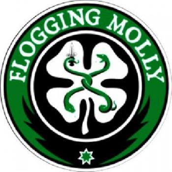 FLOGGIN MOLLY - Logo