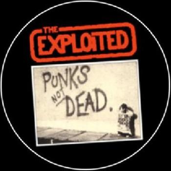 EXPLOITED - Punks not dead