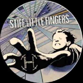STIFF LITTLE FINGERS - Hand