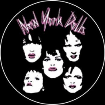 NEW YORK DOLLS - Five