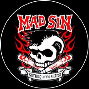 MAD SIN - Billykopp