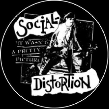 Social Distortion - b/w