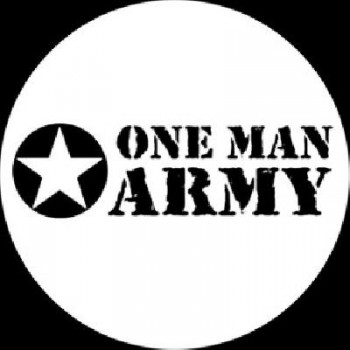 ONE MAN ARMY - Logo