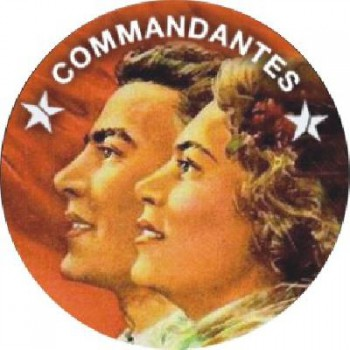 Die Commandantes - Cover