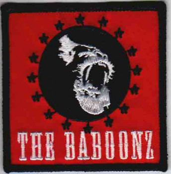 BABOONZ PATCH
