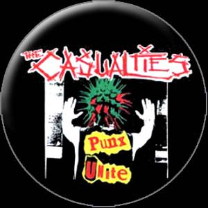 CASUALITIES PUNX UNITE