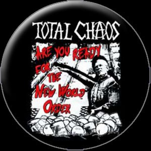 TOTAL CHAOS ARE YOU READY