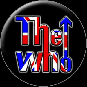 THE WHO ENGLAND
