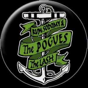 THE POGUES RUM SODOMY