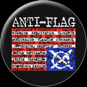 ANTIFLAG FLAG