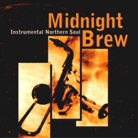 V.A. Midnight Brew LP / 22 Instrumental Northern Soul Gens