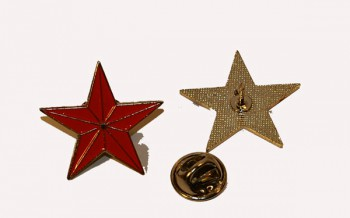 METALPIN NAUTIC STAR RED