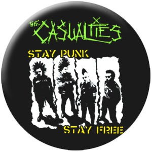 Casualities Stay Punk