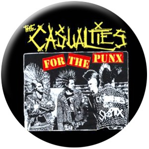 CASUALITIES FOR THE PUNX