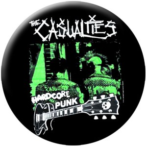 CASUALITIES HARDCORE PUNK