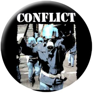 CONFLICT BULLE