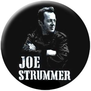 CLASH JOE STRUMMER