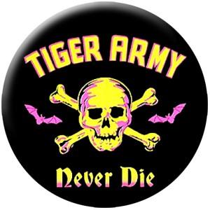 TIGER ARMY SKULL PINK