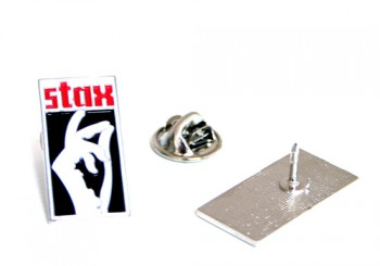 STAX Black/white METALPIN