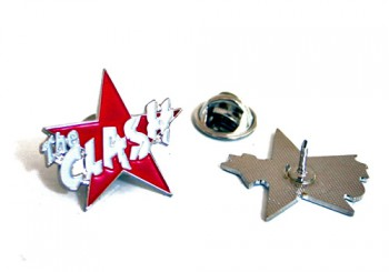 THE CLASH METALPIN