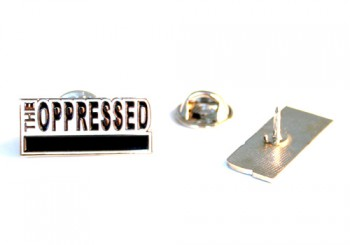 OPPRRESSED black METALPIN