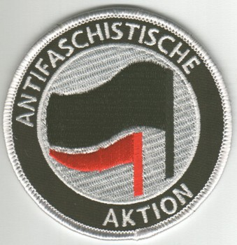 AFA BLACK/RED PATCH