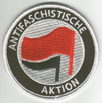 AFA RED/BLACK PATCH