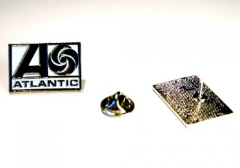 ATLANTIC BLACK METALPIN