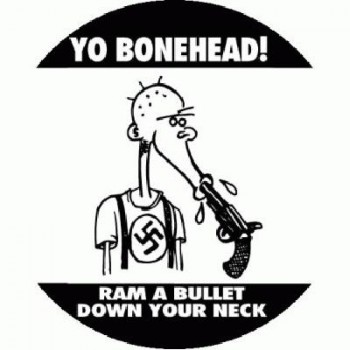 Antifa - Yo Bonehead