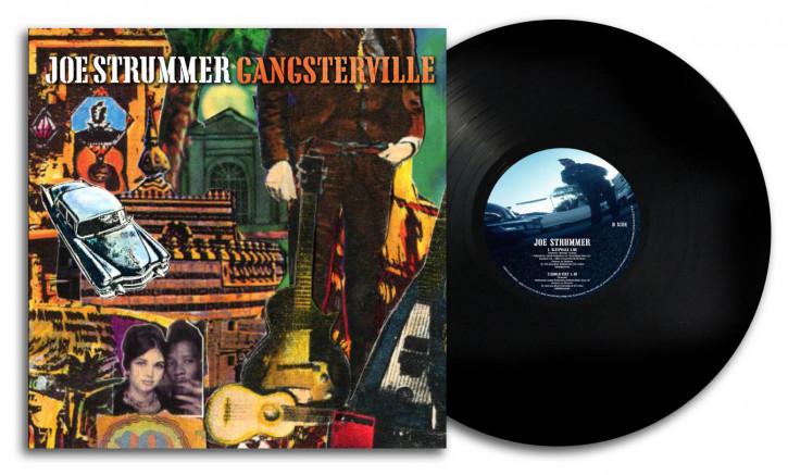 JOE STRUMMER GANSTERVILLE 12 (The Clash) lim.RSD 2016 release