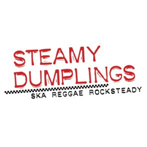 STEAMY DUMPLINGS LOGO w/r
