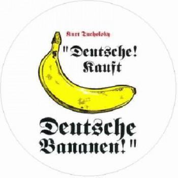 Antifa - Deutsche Bananen