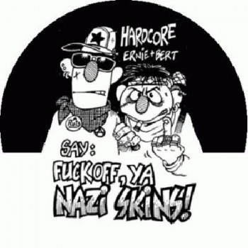 Antifa - Fuck off Nazi Skins